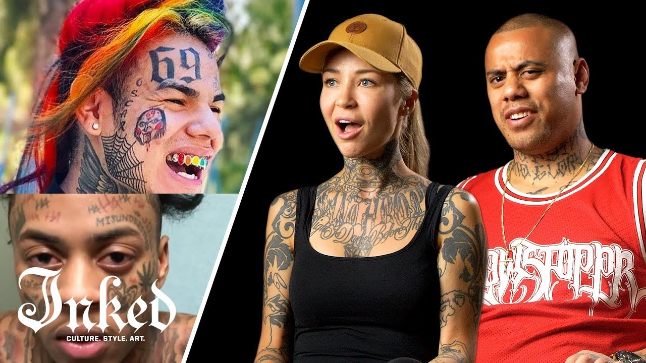 0253f3a104107 Are Face Tattoos Worth it? | Tattoo Artists Answer - YouTube