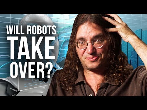 WHY AI WON'T TRY TO TAKE OVER THE WORLD – Ben Goertzel | London Real