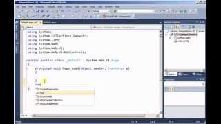 How to create snippet in visual studio.(, 2014-03-26T20:33:25.000Z)