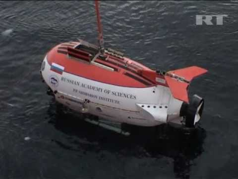 Mini SUBMARINE 'Deep Water EXTREME ADVENTURE TOUR' in Arctic - THE NORTH POLE