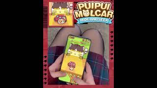 Hide and Seek-Pui Pui Molcar-Amazing casual game screenshot 5