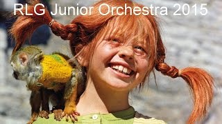 RLG Junior Orchestra 2015 --- Pippi Langstrumpf Theme Song