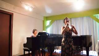 skylark #on a clear day #kommy #jazz vocal #pianoduo #スカイラーク.