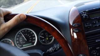 2005 Toyota Sienna XLE Limited.  Slip indicator sensor false positive
