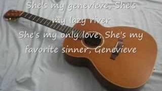 Watch Sugarland Genevieve video