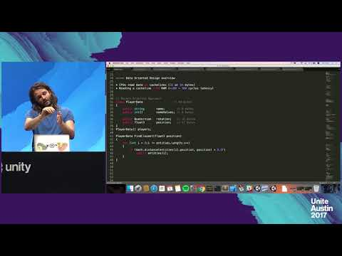 Unite Austin 2017 - Writing High Performance C# Scripts