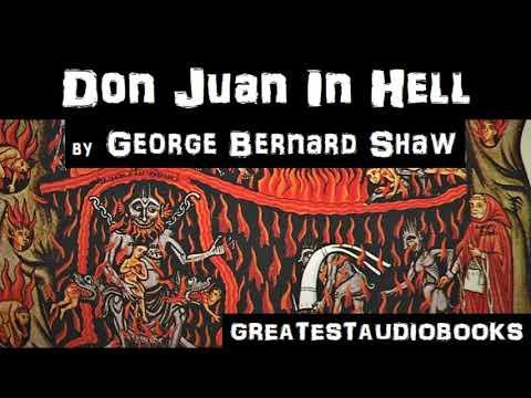 DON JUAN IN HELL by George Bernard Shaw - FULL AudioBook   GreatestAudioBooks