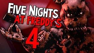 Five Nights At Freddy s 4 Жутко страшно 5 ночей с Фредди