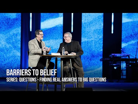 Pastor Lee Strobel with Guest Mark Mittelberg: Questions
