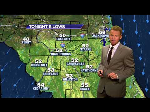 WRUF Weather Exclusive 10-Day Forecast