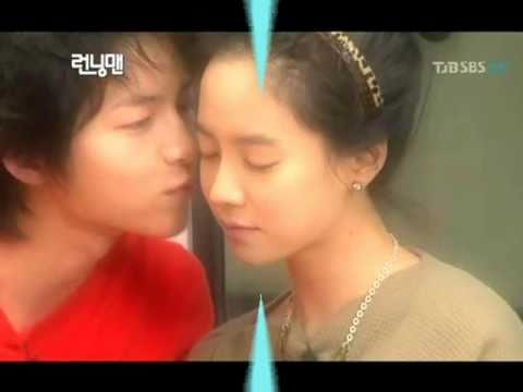 running man song joong ki and ji hyo dating