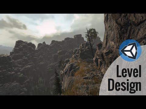 Devil´s Path - Speed Level Design - RPG - Unity 3D - Mountain Environment