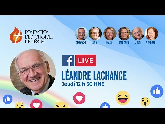 Facebook Live quotidien 06/05/2021 - Comment ressembler à Jésus