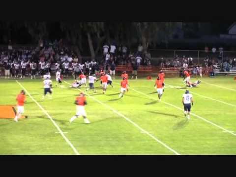 Aaron Zwahlen #14 QB - THOMAS DOWNEY HIGH SCHOOL (MODESTO, CA) 2012 SENIOR SEASON HIGHLIGHTS