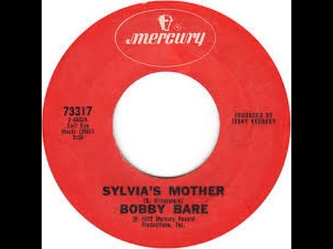 Sylvia's Mother by Bobby Bare from 1972.