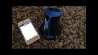 iLuv Syren Bluetooth Speaker Review