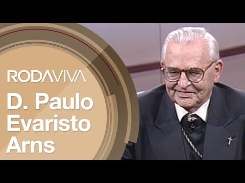 Roda Viva   D. Paulo Evaristo Arns   25/12/1995