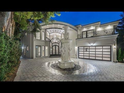 The Definition of Perfection   Brand New Custom Built Luxury Residence - Видео онлайн