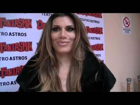 Florencia de la V: Lo que se dijo que pasó con Lizy es todo mentira