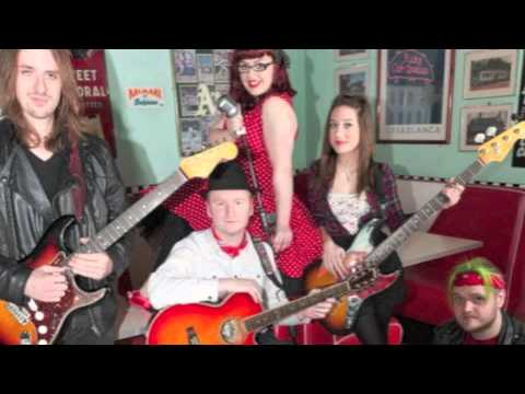 2014 - Olive and the Martinis - Get Up and Dance EP