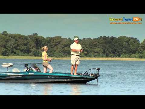 Fishing, Central Florida - Unravel Travel TV