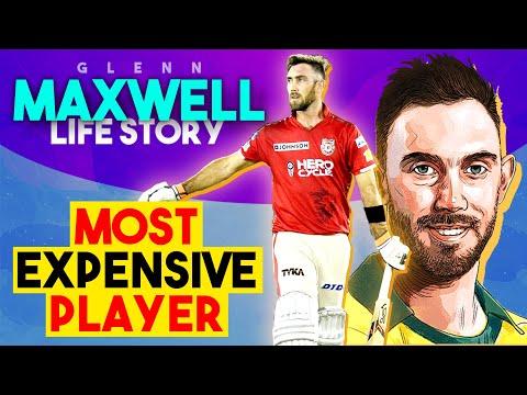 Glenn Maxwell Life Story in Hindi | RCB Player Biography | Cricketer | IPL 2021
