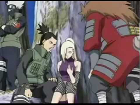 Naruto - ShikaIno - Moments - YouTube