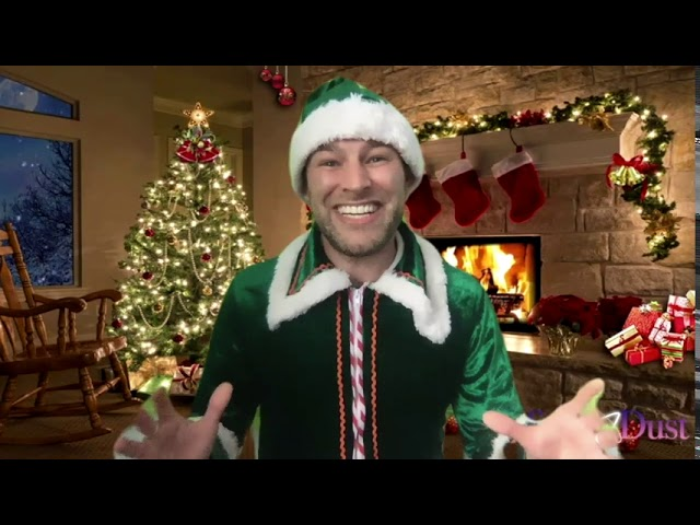 Zoom Virtual Christmas Party Youtube