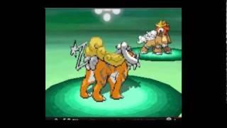 Capturar zorua e zoroark em pokemon Black/white