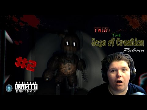 FIVE NIGHTS AT FREDDY'S: THE JOYS OF CREATION #2 - FREDDY IS SMART!