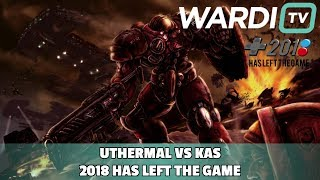 uThermal vs Kas (TvT) - 2018 Has Left the Game Groups