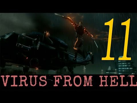 Virus From Hell (Prototype 2) || Part 11 || DR Gallagah