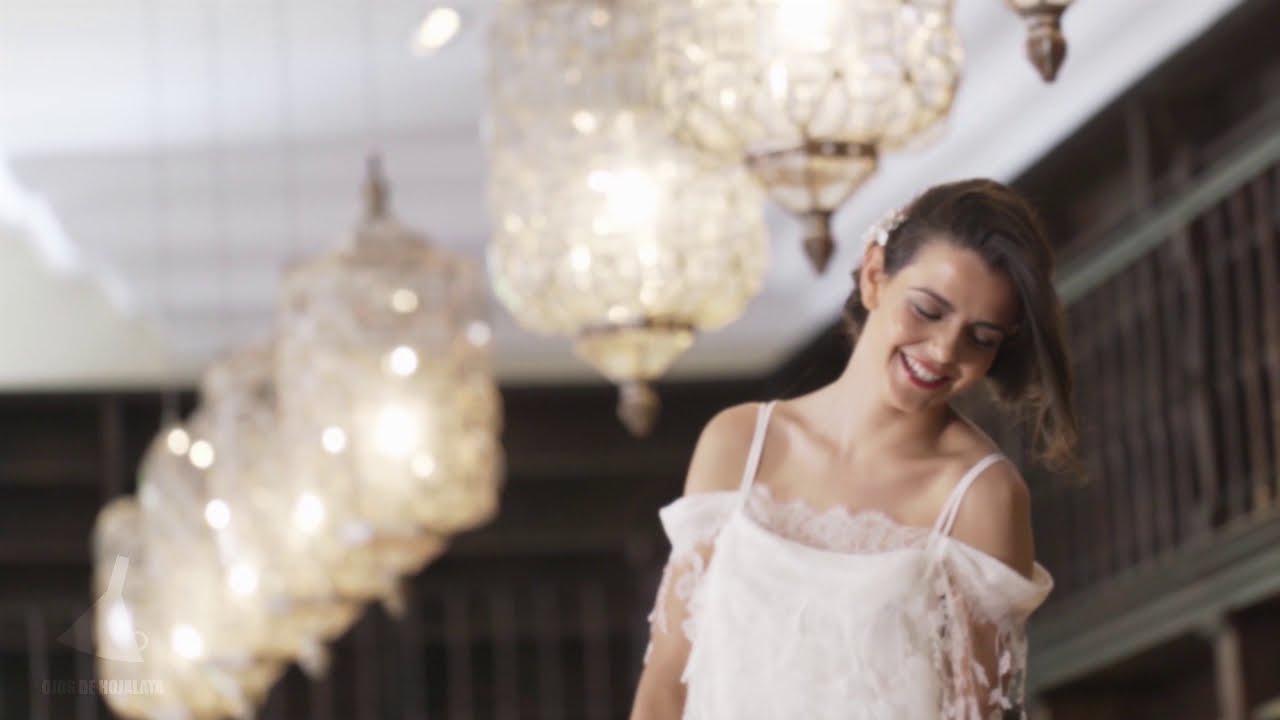 b067cc6f03 Vídeo colección novias Josechu Santana - YouTube