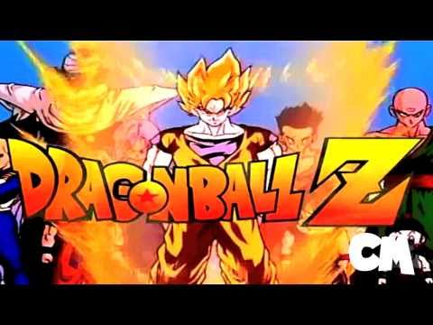 Dragonball Z Intro (Ultimate Muscle Style)