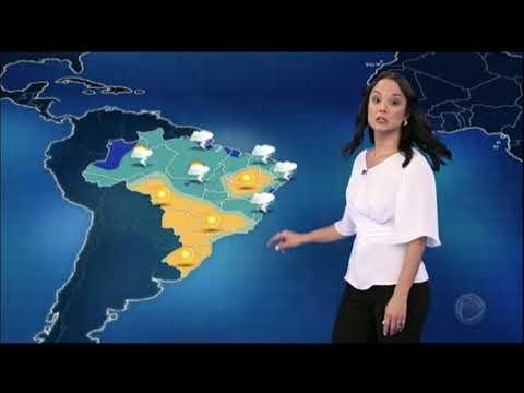 Tempo seco e frio atingem o Centro-Sul do Brasil nesta quarta (23)
