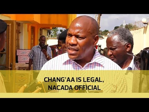 Chang'aa is legal - NACADA official