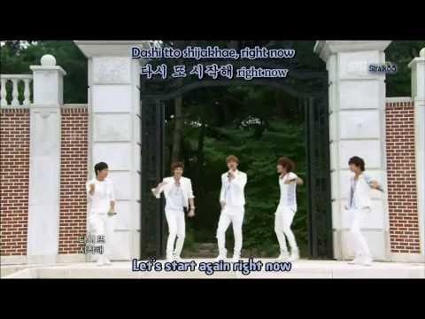 [HD/Live] MBLAQ - One Better Day [Engsub+Romani]