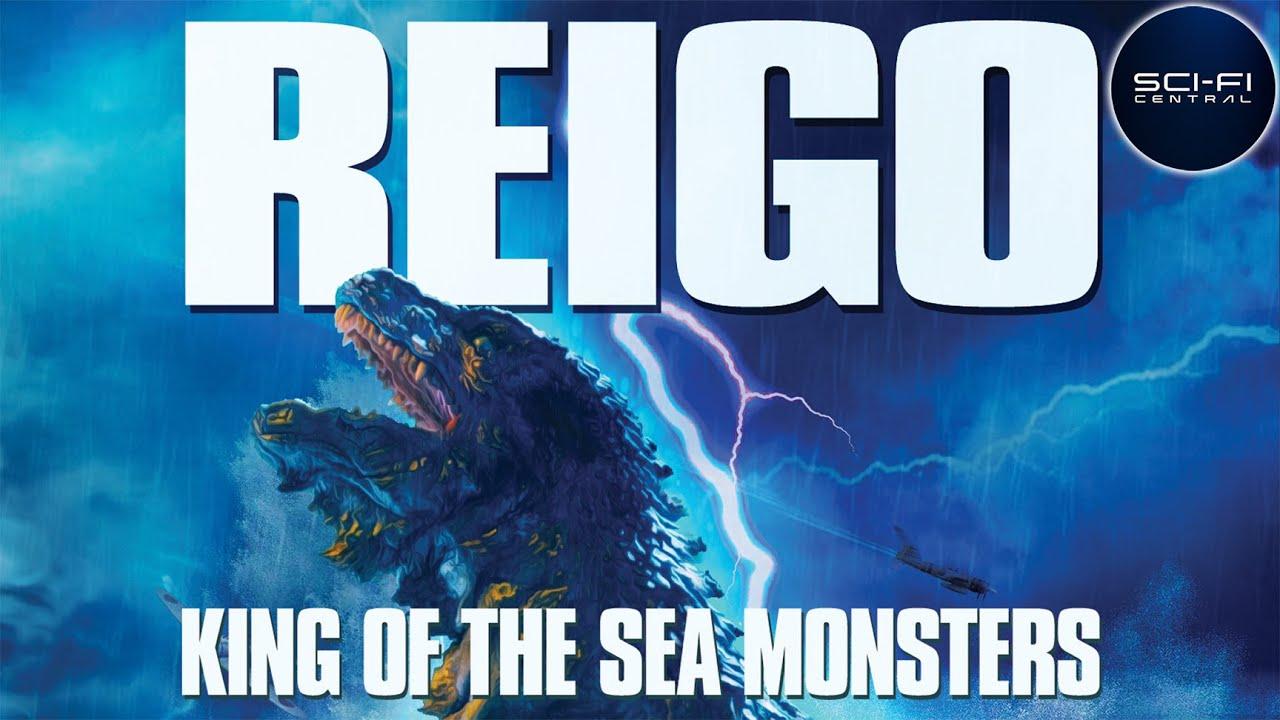 Reigo: King Of The Sea Monsters | Full Movie