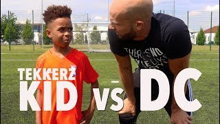 8 YEAR OLD VS 29 YEAR OLD | with Tekkerz Kid!