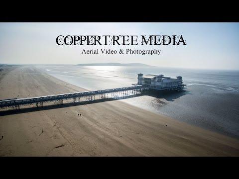 Aerial Filming Kent Showreel