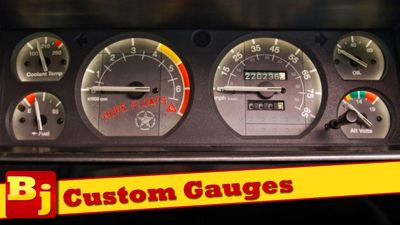 1989 jeep cherokee instrument panel wiring [ 1280 x 720 Pixel ]