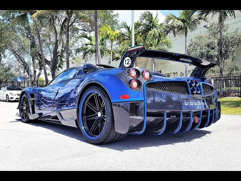 kris singh adds pagani huayra bc to collection