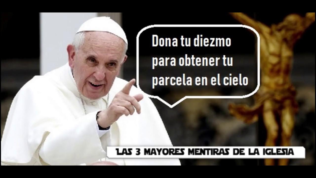 Mentiras de la iglesia católica documental - Las 3 mayores ...