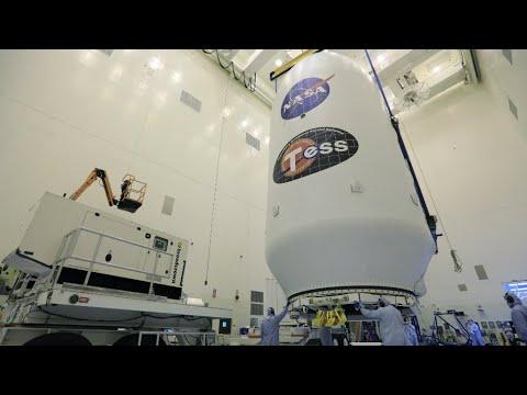الناسا تطلق تلسكوبا للبحث عن كواكب تشبه الأرض قابلة للحياة  - 16:24-2018 / 4 / 19