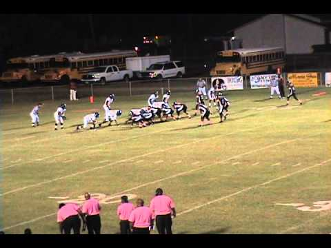Tre' Brown (#28) - RB - Donaldsonville High School...