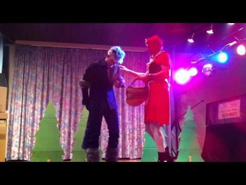 Lustiger Auftritt: Rotkäppchen - die wahre Geschichte (Bullenkloster im Treffpunkt Karneval 2013)