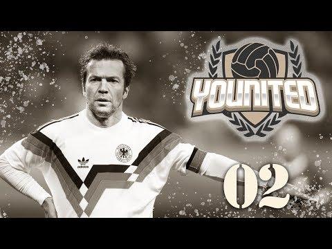 Die F-Jugend wehrt sich! | FIFA 19: YOUnited ICON Matthäus | 02