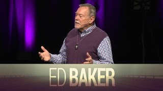 Our All-Powerful Shepherd - Ed Baker
