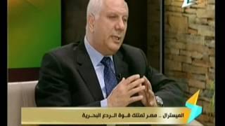 بالفيديو.. خبير عسكري: ما فعله السيسي في عامين لا يرقى للمعجزة