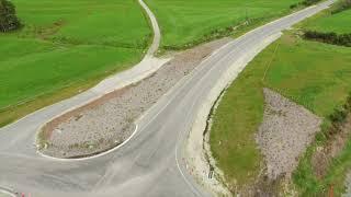 Ahaura River Bridge latest drone footage -- April 2021
